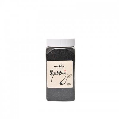 [회룡포참기름] 예천산 볶음 검은깨 250g