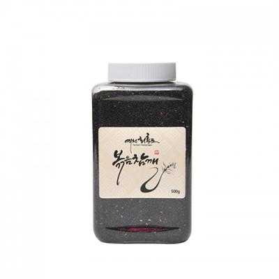 [회룡포참기름] 예천산 볶음 검은깨 500g