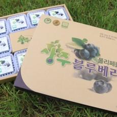 [상주천봉산농원] 블루베리 1kg 무료배송