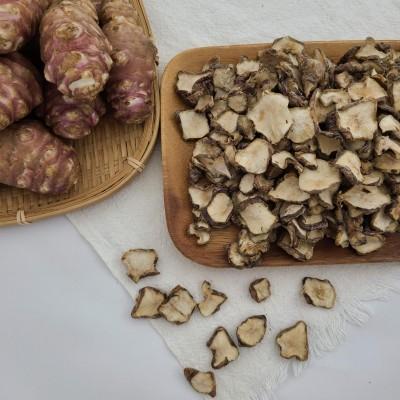 [안동마뜰농장]말린자색돼지감자 1kg