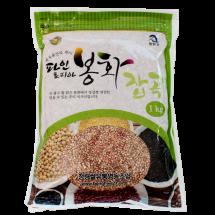 [청량쌀유통영농조합법인] 수수 1kg