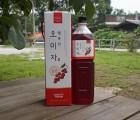문경 행복한 오미자청 원액 1.5L