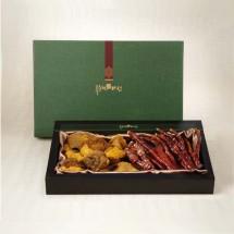 [류충현약용버섯] 상황버섯100g + 녹각영지 150g 선물세트