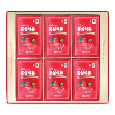 천제명홍삼 홍삼석류 30포