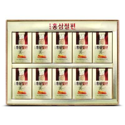천제명홍삼 홍삼절편10본B