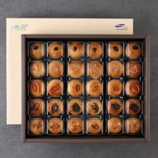 [대가야푸드]맛시루 만쥬30구(5+1) /선물세트 만쥬모음전