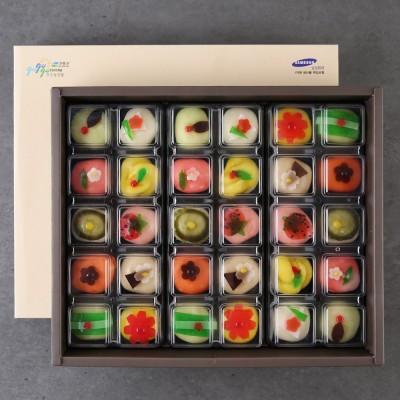 [대가야푸드]맛시루 화과자30구(10+1) /선물세트 화과자만쥬모음전