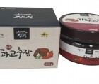 [가을빛고운의성장마실] 사과고추장 500g