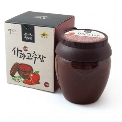 [가을빛고운의성장마실] 사과고추장1kg