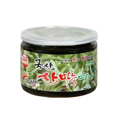 [농업회사법인(주)독도무역]산마늘 명이 잎 500g