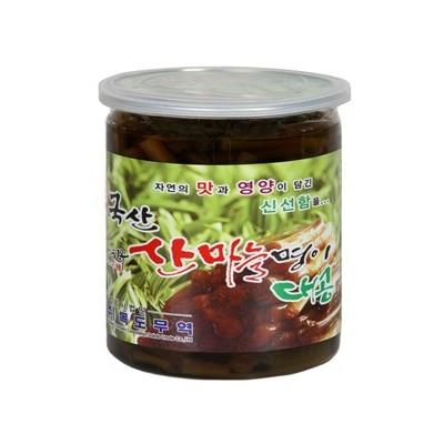 [농업회사법인(주)독도무역]산마늘 명이대공(줄기)1kg