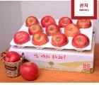 아삭아삭한 경북 햇사과 3kg 12~14과(중소과) 정품