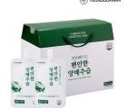 [연두팜] 100% 국내산 유기농 양배추즙 90ml 40개입 한박스