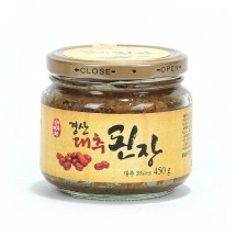 [뚝배기식품] 경산대추된장 450g