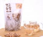 연고농장 볶은 연자육차 100g/500g
