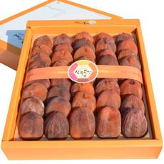 [상주아람곶감]옛날 무유황 흑곶감 선물세트1.5kg(35~40개)