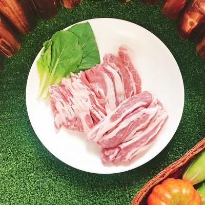 [거인황금팜]국내산 돼지고기 냉장 등심덧살 500g(1등급이상)