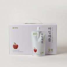 [태율] 아임애플 사과즙/ 11월 갓딴사과로 신선한 사과즙 120ml x 20포