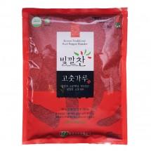 [영양고추유통공사] 빛깔찬 고춧가루 3kg 보통맛/매운맛 (2020년산)