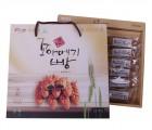 포항꼬아메기빵12개입1BOX 특산품 찰보리빵 과메기빵