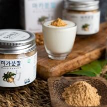 [청년농부] 청송 국내산 무농약 마카분말 75g