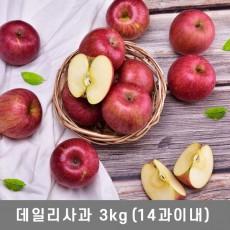 [Daliy_사과] 데일리 문경 사과 3kg (14내) #부사