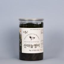 [농업회사법인(주)독도무역]산마늘 명이절임 1kg+ 산마늘 명이절임 1kg