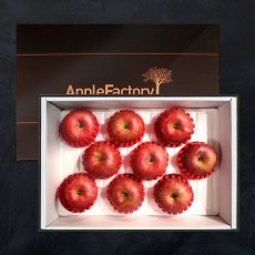 [영농조합법인팜즈 설 사과선물세트 9과 내외 제수용사과