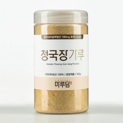[기림바이오] 마루담 청국장가루 300g HACCP 국산콩