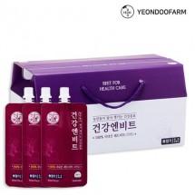 [연두팜] 100% 국내산 비트즙 80ml 30개입 한박스