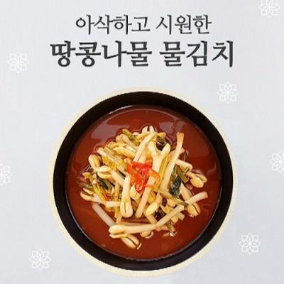 [한성원] 땅콩나물물김치 800g