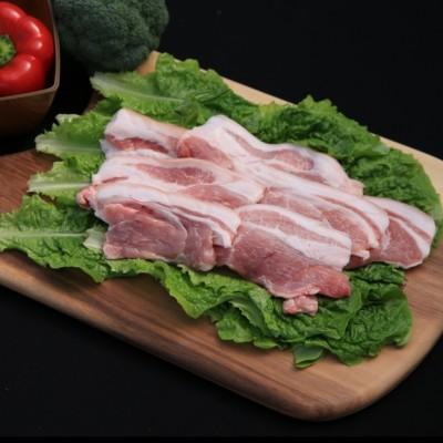[거인황금팜] 국내산 돼지고기 냉장 앞다리살(수육용) 500g(1등급이상)