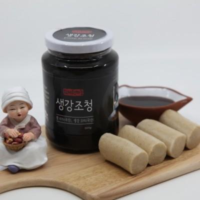 ★이웃사촌★ 왕비천하늘의 생강조청 600g
