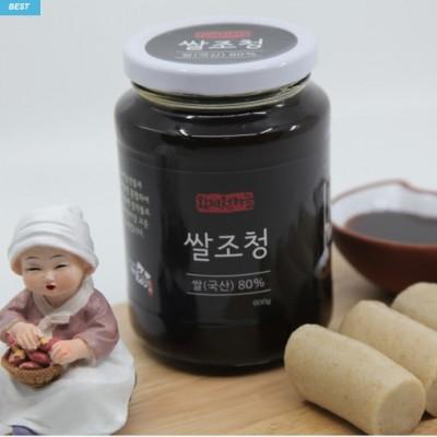 ★이웃사촌★ 왕비천하늘의 쌀조청 600g