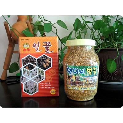 [인이네 벌꿀농장] 화분(꽃가루) 1.3키로 건조화분, 생화분