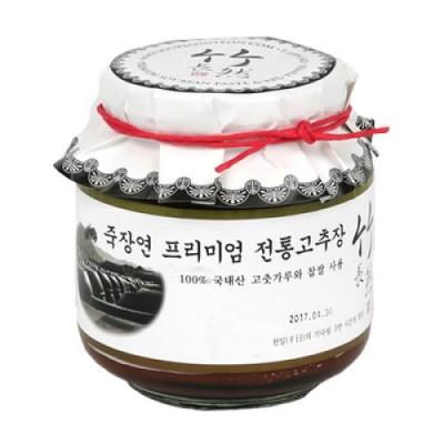 죽장연 프리미엄 전통고추장 1kg