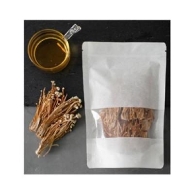 무농약 국내산 말린(건조) 팽이버섯 50g / 저칼로리 영양간식