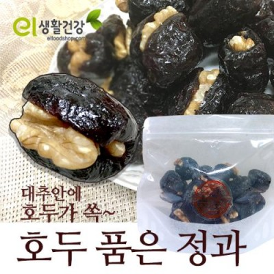 [이엘생활건강] 호두품은정과/고급영양간식/쫀득달콤고소한맛