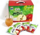 [청송꿀사과농원 사과즙 청송제43호] 50봉1box