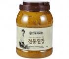 [농업회사법인 안동제비원전통식품(주)] 안동제비원 전통된장3kg