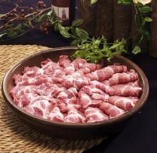 [거인황금팜] 제육볶음용 돼지고기 냉장 목살 500g(1등급이상)