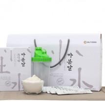 마캐는젊은농부들 부용농산 안동 참마 마분말 고급선물세트(스틱300g×2박스+증정품)