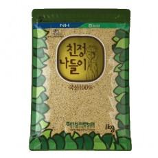 [안동와룡농협] [2019년산]기장쌀 1kg