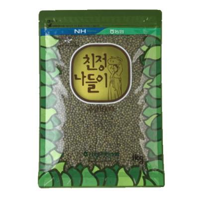 [안동와룡농협] [2019년산]녹두 1kg