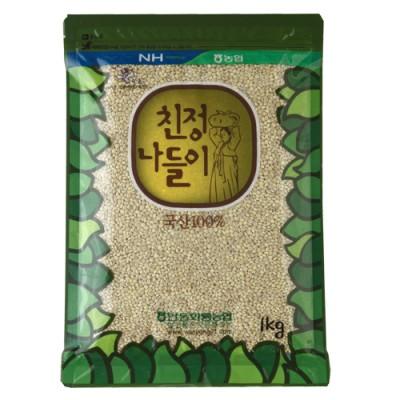 [안동와룡농협] [2020년산]찰보리쌀 1kg