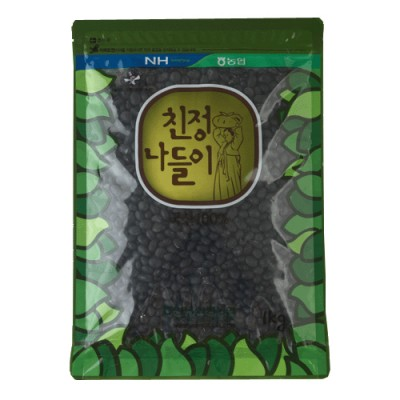 [안동와룡농협] [2020년산]서리태(속청태) 1kg