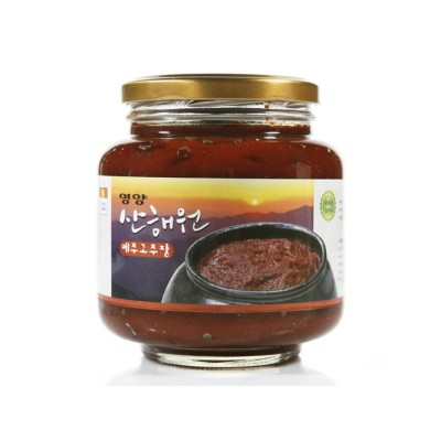 [영양산마을] 산해원 메주고추장 1kg