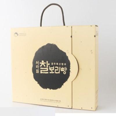 [경주시니어식품] 착한가게 서라벌찰보리빵20개입