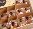 [경주시니어식품] 착한가게 서라벌찰보리빵30.40개입