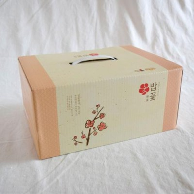 [밥꽃한과] 한과박스 (700g)
